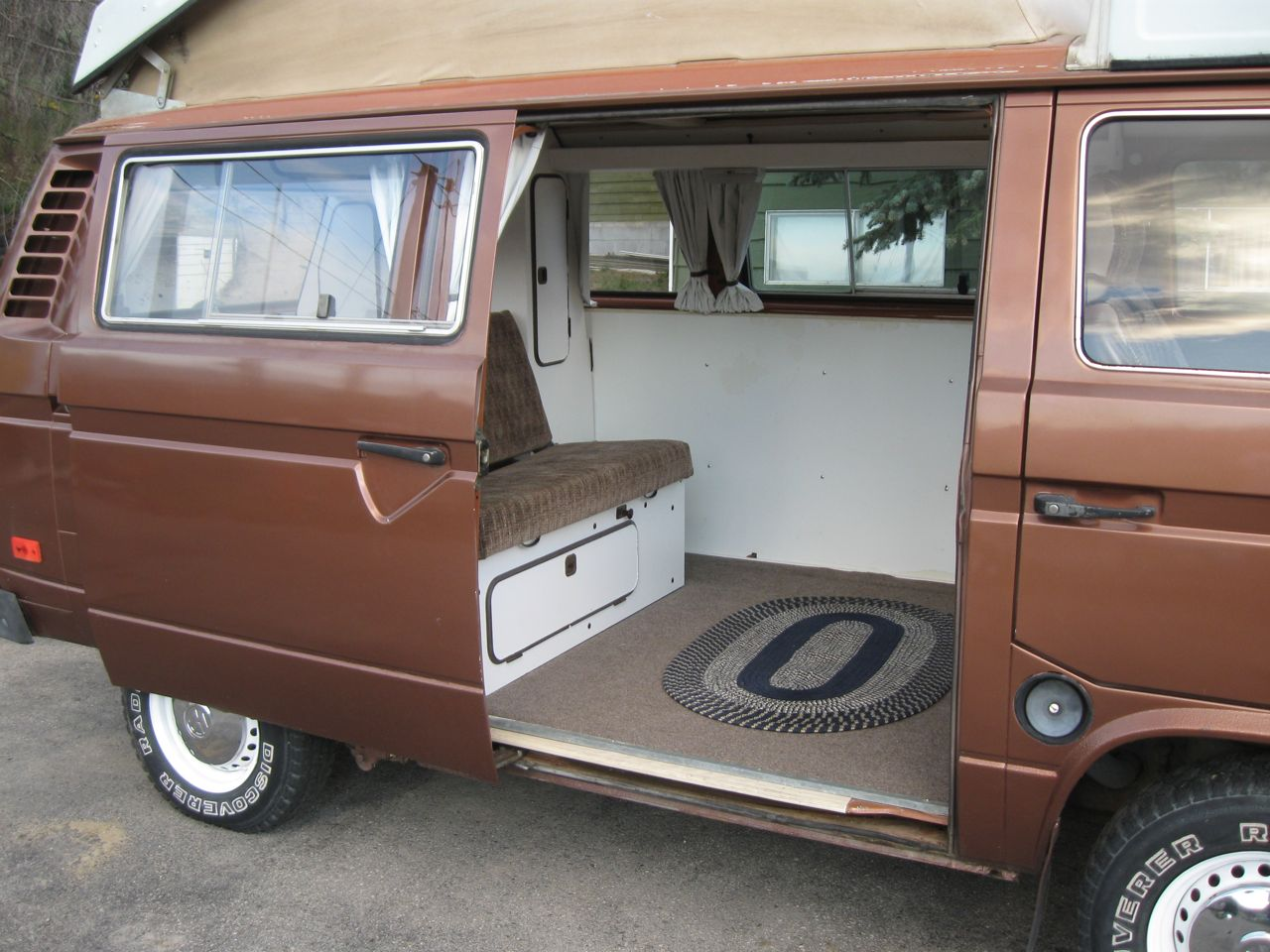 Another Listing 1980 VW Westy